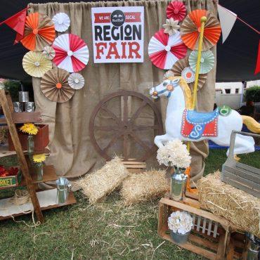 Fiesta Temática Feria de Pueblo